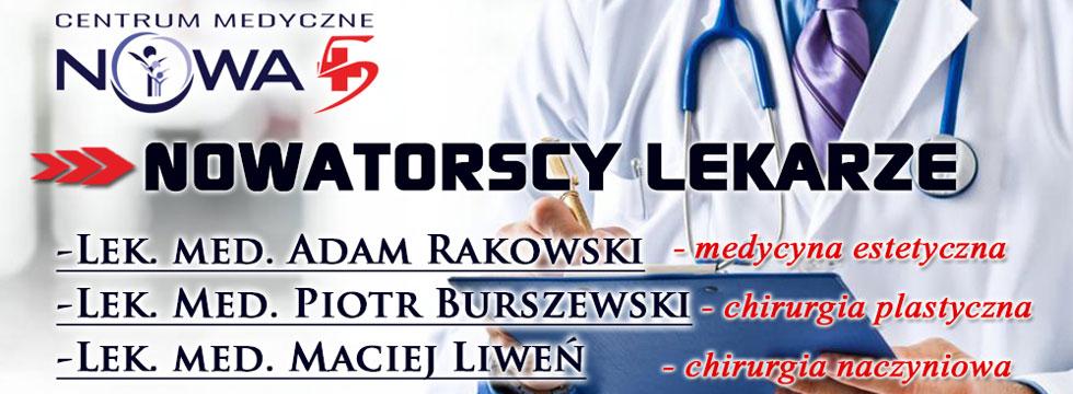 Nasze Centrum stale się rozwija, a wraz z nim witamy nowych lekarzy
