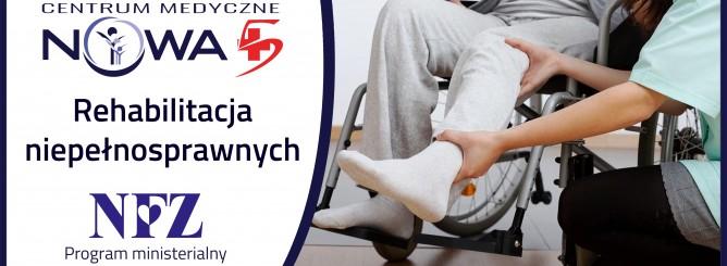 Rehabilitacja niepełnosprawnych